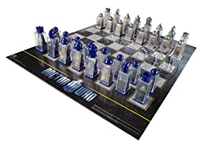 Doctor Who Chess Set