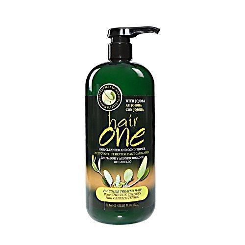 hair-one-jojoba-pelo-limpiador-acondicionador-cabellos-tenidos-1-l-paquete-de-4