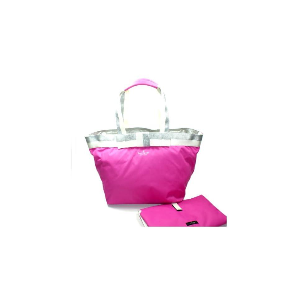 Kate Spade Annabel Baby Bag Barrow Street Diaper Bag (Pink) #PXRU2944