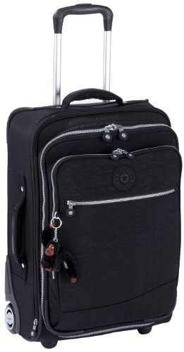 Kipling Women's Nevada Expandable Trolley/Cabin Size Black K13096900 Medium