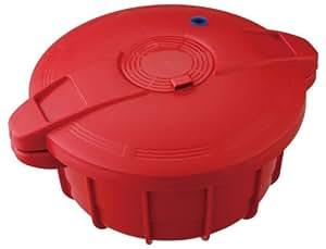 MEYER 電子レンジ圧力鍋 レッド MPC-2.3RD
