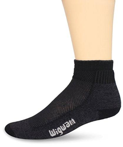 wigwam-cool-lite-hiker-pro-quarter-socks-black-charcoal-lg-2-pack