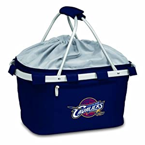 NBA Cleveland Cavaliers Insulated Metro Basket by Picnic Time