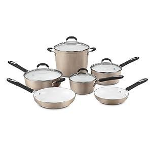 cuisinart ceramic cookware width=