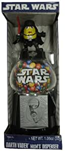 Star Wars Darth Vader M&M'S Dispenser