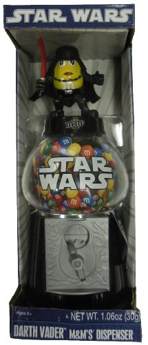 M & M Star Wars Dispenser