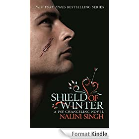 Shield of Winter: A Psy-Changeling Novel (PSY-CHANGELING SERIES Book 13) (English Edition)