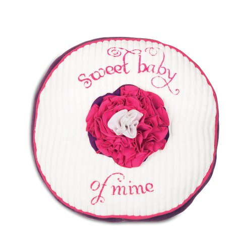 Pavilion Gift Company Baby Pillow, Sweet Baby, 12""