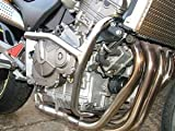 Renntec Engine Bars HONDA CBF600 - chrome