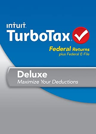 TurboTax Deluxe Fed + Efile 2013 with Refund Bonus Offer [Download]