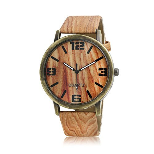 bling-jewelry-support-en-alliage-de-style-en-bois-cuir-grain-mens-watch