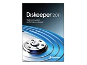 Diskeeper DK2011 Professional 1 Pack Single License Pack