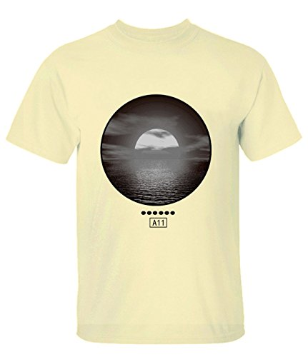 ljcnr-t-shirt-uomo-lightyellow-s