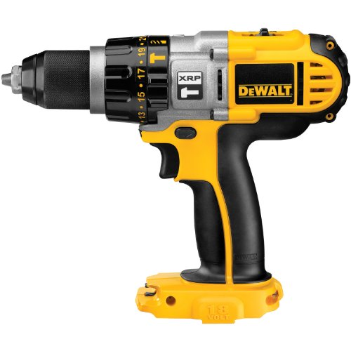 Bare-Tool DEWALT DCD950B  1/2-Inch 18-Volt XRPHammerdrill/Drill/Driver (Tool Only, No Battery)