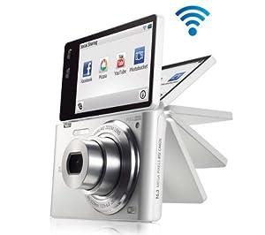 SAMSUNG MV900F MultiView - Digital camera - white