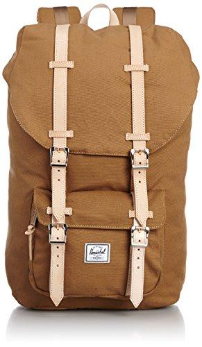 Herschel Little America Backpack Rucksack 52 cm Laptopfach caramel