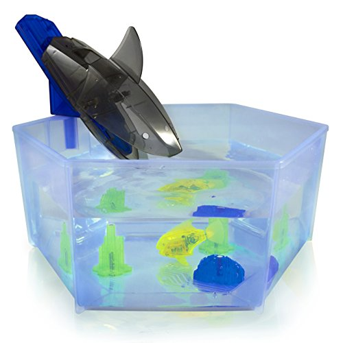 HEXBUG Aquabot 2.0 Shark Tank - Colors May Vary (Shark Tank Products For Kids compare prices)