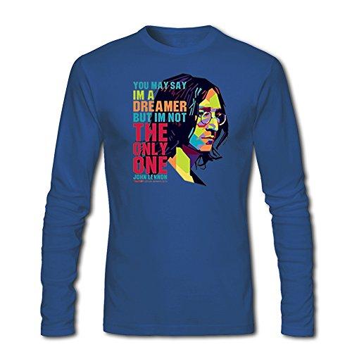 John Lennon The Beatles Iconic Roc For Boys Girls Long Sleeves Outlet