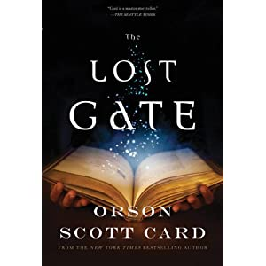 The Lost Gate (Mither Mages)