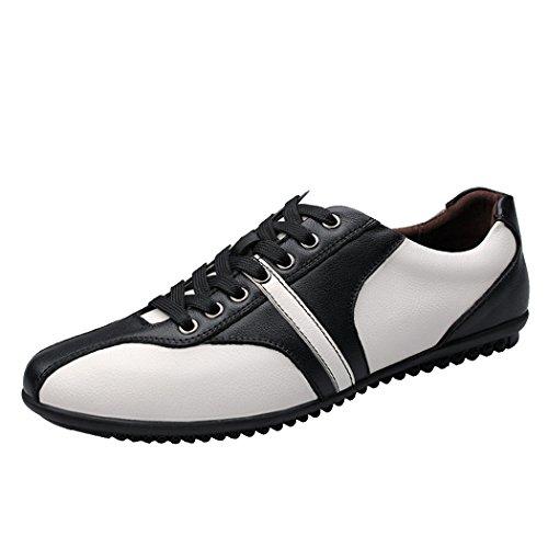 pik-clubs-herren-vier-jahreszeiten-leder-casual-fashion-spitze-bis-kragenhalskette-soft-flat-sneaker