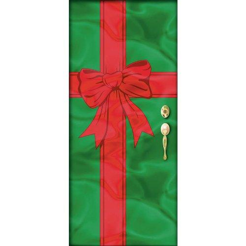Christmas Door Foil