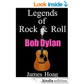 Legends of Rock & Roll - Bob Dylan