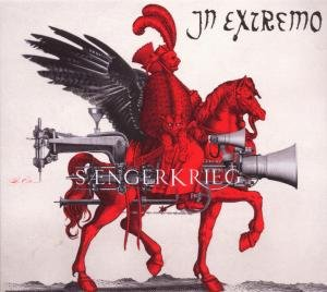 IN EXTREMO - Sngerkrieg (Ltd. Deluxe Edition) (CD+DVD) - Zortam Music