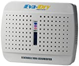 Eva-dry E-333 Renewable Mini Dehumidifier 2-PACK