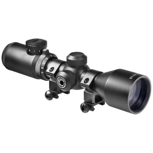 BARSKA 3-9x42 IR Contour Dual Color Reticle 30/30