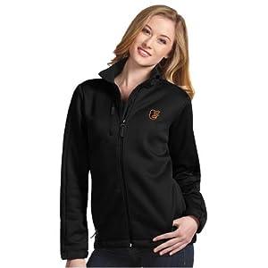 Baltimore Orioles Ladies Traverse Jacket (Team Color) by Antigua