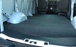 BedRug VRFT15LE VanRug Non-Woven Polyester Fiber Cargo Mat from BedRug