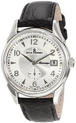 Revue Thommen Men's 10011.2532 Classic Automatic Silver Watch