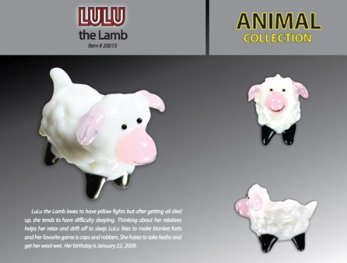 Looking Glass LuLu the Lamb by BRAINSTORM KITES - 1
