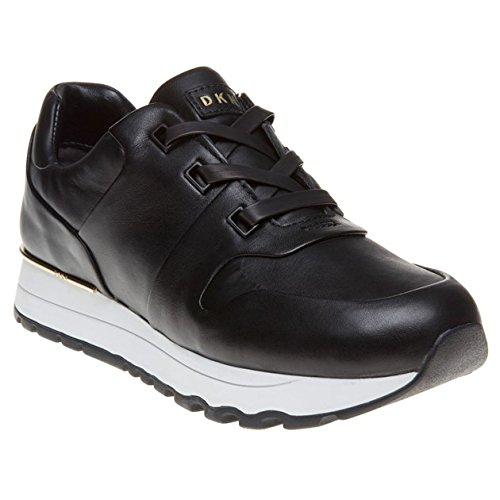 Dkny Jo Luxe Runner Donna Sneaker Nero