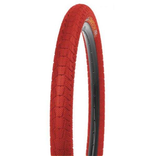 20 x 1.95 Zoll BMX Reifen bunt Kenda K-907 Krackpot, Farbe:rot