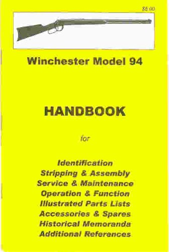 Winchester Model 94 Assembly, Handbook (Winchester Model 94 compare prices)
