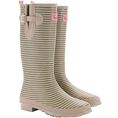 Joules Printed Welly Olive