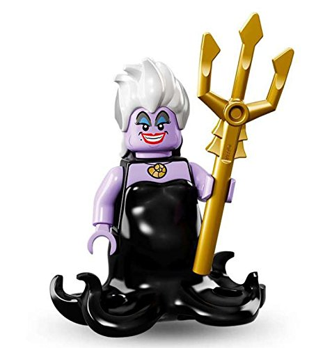 LEGO-Disney-Series-16-Collectible-Minifigure-Ursula-from-the-Little-Mermaid-71012