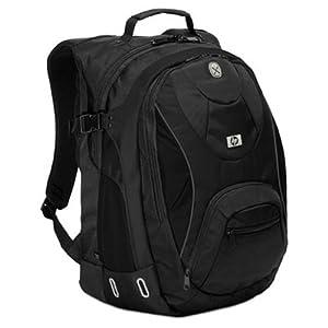 hp gn073aa sport backpack black computers. Black Bedroom Furniture Sets. Home Design Ideas