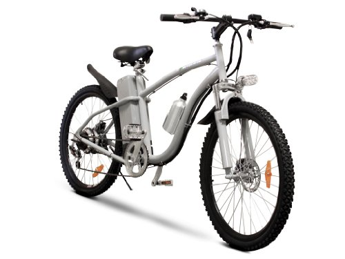 EWheels - Electric Bicycle - EW-624LA - Gray