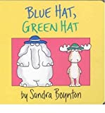 Blue Hat, Green HatBLUE HAT, GREEN HAT by Boynton, Sandra (Author) on Oct-11-1984 Hardcover (041649840X) by Boynton, Sandra
