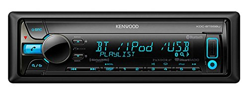 Kenwood KDC-BT558U In Dash CD Receiver with Built in Bluetooth KDCBT558U