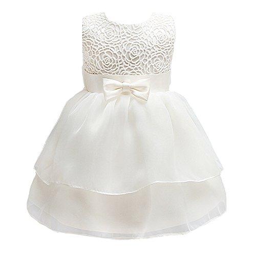 4b3cb649118 Mini Kitty Baby Girl Dress Christening Baptism Gowns Formal Dress