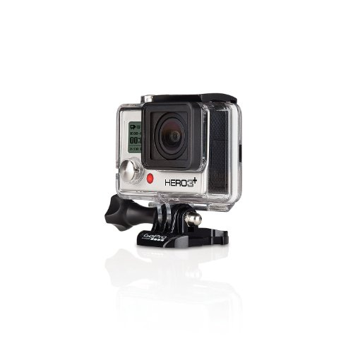 Sale alerts for GoPro Camera GoPro Hero3+ Silver Edition - Covvet