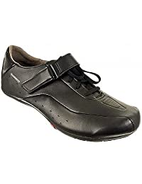 Shimano Men's Urban Style with All-Day Comfort for the Active Commute Shoes Black-All Sizes