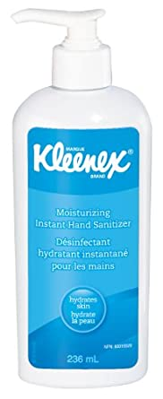Kimberly-Clark Kimcare 93056 Fruity Cucumber Fragrance Moisturizing Instant Hand Sanitizer, 8oz Bottle, White (Case of 12)