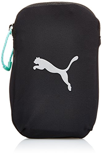 Puma PR Arm Pocket / Fintess Running Mobile Phone / IPod Holder (Black)
