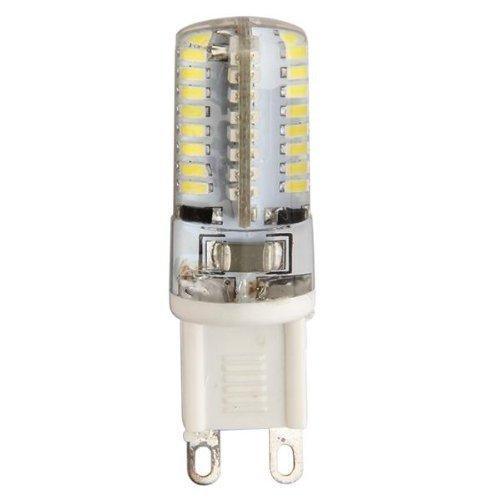 Sodial(R) G9 3W Warm White 64 Led 3014 Smd Spotlight Spot Light Lamp Bulb Energy Saving