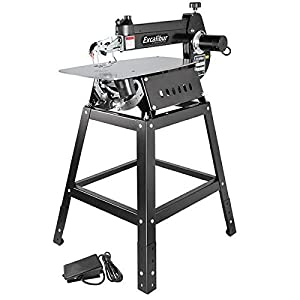 "Excalibur 21"" Scroll Saw Promo Package"