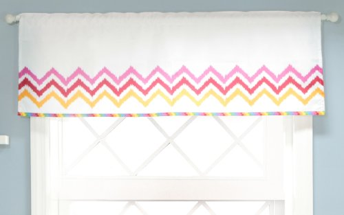 MiGi Rainbow Window Valance (Discontinued by Manufacturer)